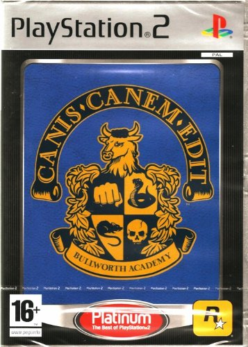 Canis Canem Edit - Bully - Platinum - PEGI