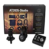 AUDIO-TECHNICA AT2035-Studio Essential Studio Kit