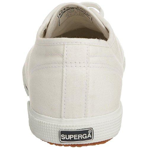 Superga 2950 Cotu, Baskets mode mixte adulte Blanc (900 White)