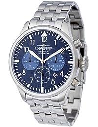 Thunderbirds XL Reloj de hombre TB1076–04Planeador Cronógrafo Azul