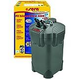sera 30605 fil bioactive 400 + UV - Aussenfilter fürs Aquarium bis 400 l mit integrierten 5 Watt UV-C (reduziert Krankheitserreger, Parasiten und Algenwuchs)