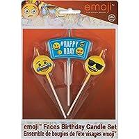 Emoji Birthday Favour Party Supplies