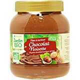 Jardin Bio Pâte à Tartiner Chocolat Noisette 750 g - Lot de 3