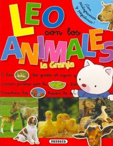 La Granja: Leo Con los Animales
