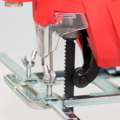 800 Watt Stichsäge Laser Pendulhub Hubzahlregler T-Schaft - 7