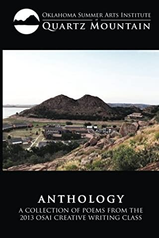 Anthology A Collection Of Poems From The 2013 Osai Creative Writing Class