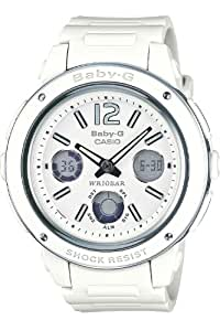 Casio Damen-Armbanduhr XL Baby-G Analog - Digital Resin BGA-150-7BER