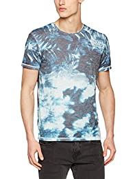 Jack & Jones Jorblue Tee Ss Crew Neck, T-Shirt Homme