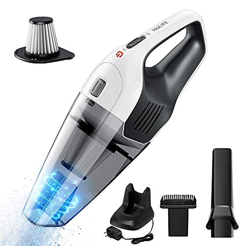 Holife Aspirateur sans Fil Cyclonique 100W
