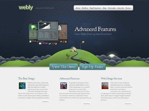 WEBLY - BUSINESS WEBSEITEN ERSTELLUNG & GESTALTUNG (INKLUSIVE WEBDESIGN & PROGRAMMIERUNG) VON [ARBYTEN.DE]