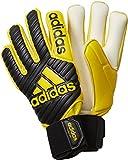 adidas Erwachsene Classic Pro Torwarthandschuhe, Core Black/EQT Yellow s16, 9