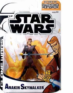 Star Wars Clone Wars Anakin Skywalker
