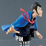 Banpresto- Lupin The Third Statua, 83160