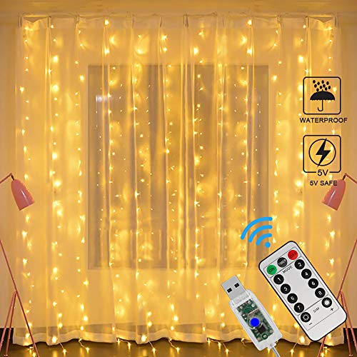 Cortina de Luces LED USB