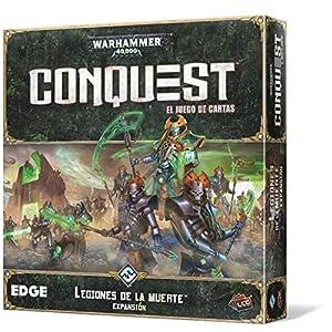 Fantasy Flight Games Warhammer 40000 Legiones de la Muerte (EDGWHK15)