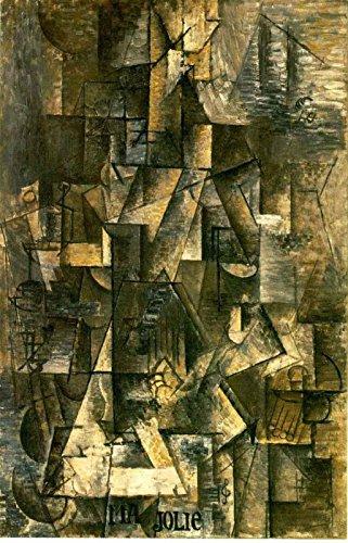 Das Museum Outlet-MA _ Jolie, gespannte Leinwand Galerie verpackt. 29,7x 41,9cm