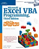 Microsoft Excel VBA Programming for the Absolute Beginner, 3E by Duane Birnbaum (8-Jun-2007) Paperback