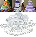 SYGA-Flower-Fondant-Cake-Sugarcraft-Decorating-Kit-Combos-Cookie-Cutter