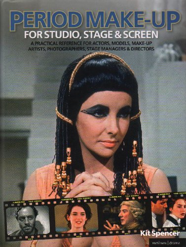Period Make-up for Studio, Stage and Screen: A Practical Reference for Actors, Models, Make-up Artists, Photographers, and Directors (Backstage) by Kit Spencer (2009-02-28) Zoom Studio Kit