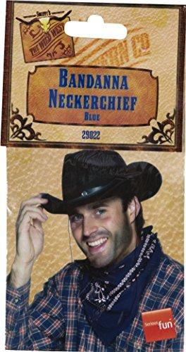 Imagen de smiffy's  disfraz de vaquero del oeste adultos, talla única 29022