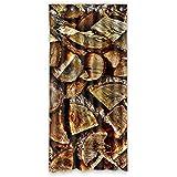 """Madera personalizadas huntgold DOUBEE cenefa de cortinas de oscurecimiento 132,08 cm X cm 274,32 (una sola pieza), poliuretano, E, 52""""x108"""""""