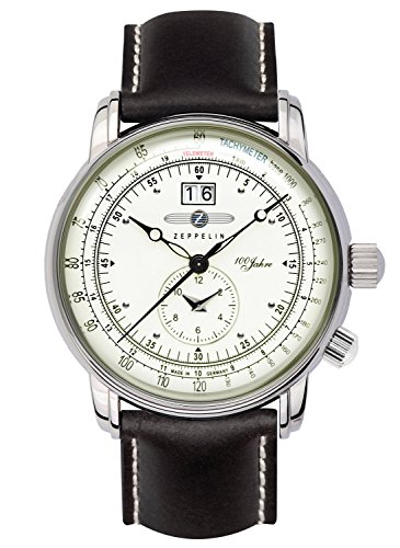 Zeppelin Mens Watch 100 Years Zeppelin 8640-3