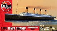 Airfix 1:700 Scale RMS Titanic Gift Set