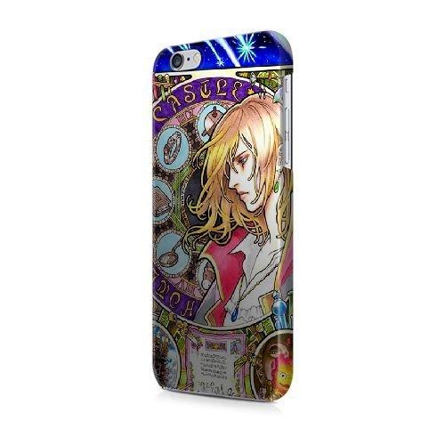 NEW* HARRY POTTER Tema iPhone 5/5s/SE Cover - Confezione Commerciale - iPhone 5/5s/SE Duro Telefono di plastica Case Cover [JFGLOHA005258] HOWLS MOVING CASTLE#01