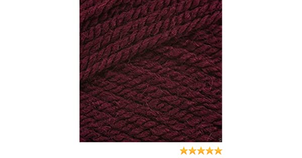 1035 BURGUNDY Yarn 100g FREE POST Stylecraft Special CHUNKY Knitting Wool