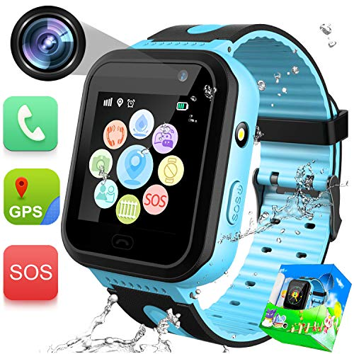 2019 New Smart Watch Lbs Kid Smartwatches Baby Watch For Children Sos Call Location Finder Locator Tracker Anti Lost Monitor+box Good Taste Back To Search Resultswatches