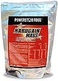 WEIGHT GAINER für HARDGAINER & MASSEPHASE - 406 kcal pro Kalorienshake - für mehr Masse, Kraft & schnelleren Muskelaufbau - 1600 g Zip-Beutel - Made in Germany (Erdbeer, 1600 g Beutel)