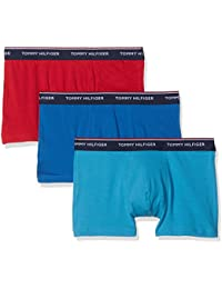Tommy Hilfiger 3p Trunk, sous-Vêtements de Sport Homme, (lot de 3)