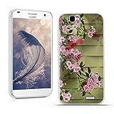 Huawei Ascend G7 (L01 L03 C199) Hülle, Fubaoda 3D