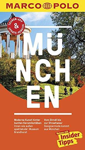Preisvergleich Produktbild MARCO POLO Reiseführer München: Reisen mit Insider-Tipps. Inklusive kostenloser Touren-App & Update-Service