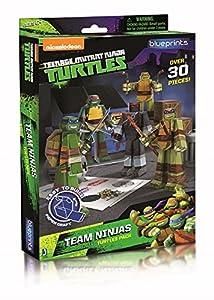 Teenage Mutant Ninja Turtles - Juego de Tortugas para Manualidades