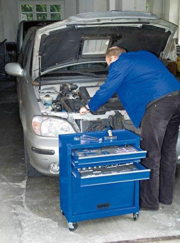 Werkstattwagen auf Rollen mit 4 Schubladen - 2