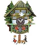 Trenkle Reloj en miniatura de la selva negra casa de la selva negra
