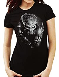35mm - Camiseta Mujer Predator