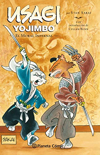 Usagi Yojimbo nº 31: El mural infernal