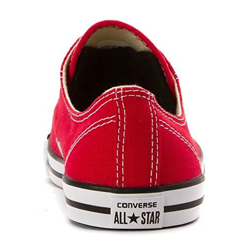 Converse As Dainty Femme Core Cvs Ox, Baskets mode femme red