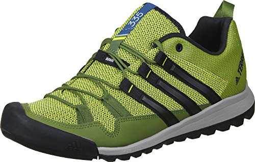 incredible prices top quality special section Adidas Terrex Solo Schuh SS17 unity limecore black ...
