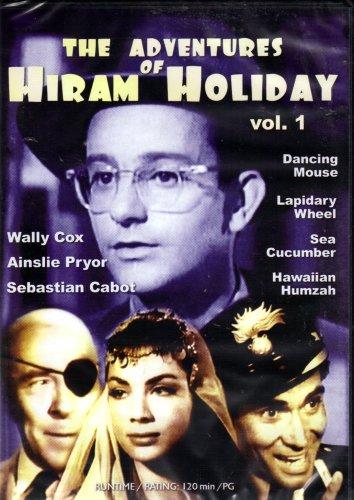 THE ADVENTURES OF HIRAM HOLIDAY [VOL 1][SLIM CASE]
