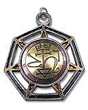 Cassiel - Engel des Saturn - Briar Mittelalterliche Amulette - Schutz des Hauses und vor Armut