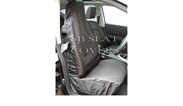 Water Resistant S- tech automotive Citroen Grand C4 Picasso Black Single Seat Cover Heavy Duty Durable
