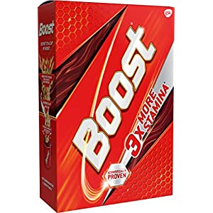 Boost Choco Éclair Health, Energy and Sports Nutrition Drink – 450 g