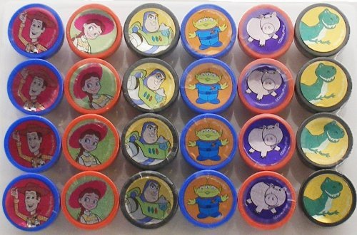 mpers Party Favors (10 Stampers) by Toy Story ()