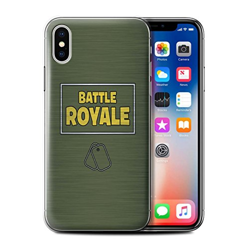 STUFF4phone Case/Cover/Skin/ip-cc/FN Battle Royale Collection Dog Ta