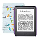 Der neue Kindle Kids Edition - mit Zugriff auf mehr als tausend Bücher, Regenbogenvögel