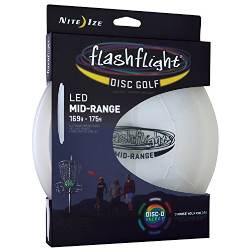 Nite Ize Wurfscheibe Flashflight LED Golf Disc - Mid-Range, NI-FGDM-07-R8