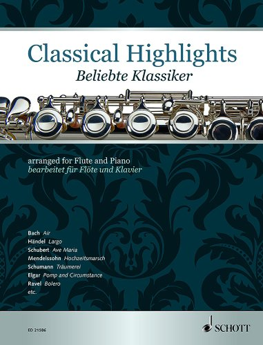 Classical Highlights Flûte Traversiere